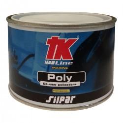 Poly - Stucco poliestere bicomponente bianco
