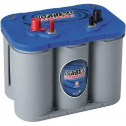 Batteria OPTIMA Bluetop per avviamento e servizi