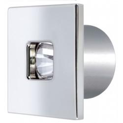 Luce di cortesia quadrata in acciaio inox AISI 316 - Quick Mod. LIDA