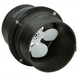 Elettroventilatore in linea - Conforme ISO 8846 per la ventilazione/aspirazione