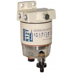 Filtro separatore mod. 120A - acqua/gasolio RACOR serie SPIN-ON