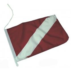 Bandiera Sub in tessuto stamina di poliestere 100 %