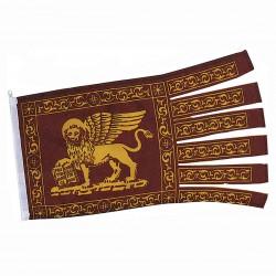 Bandiera Guidone di Venezia in tessuto stamina di poliestere 100%