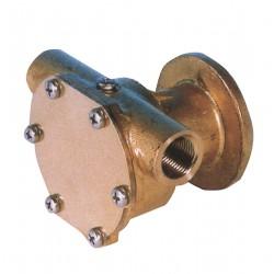 Pompa ST136 autoadescante in bronzo per raffreddamento motori