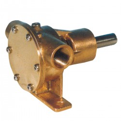 Pompa PM16 autoadescante in bronzo per raffreddamento motori