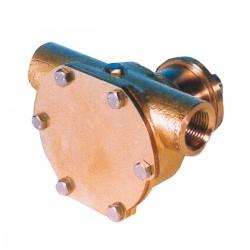 Pompa ST134  autoadescante in bronzo per raffreddamento motori