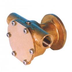 Pompa ST135 autoadescante in bronzo per raffreddamento motori