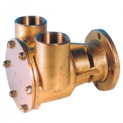 Pompa ST146 autoadescante in bronzo per raffreddamento motori