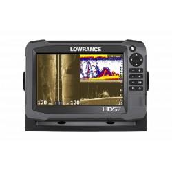 Lowrance HDS 7 Gen III Gen3 Bundle TotalScan