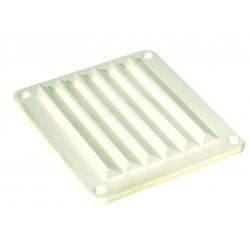 Presa aria in nylon bianco