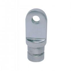 Giunto maschio in acciaio inox AISI 316