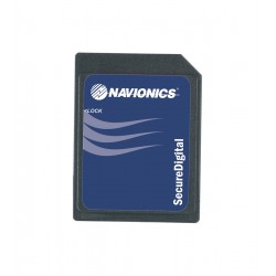 Navionics + XL9 Micro-SD/SD card - Zona 43xg