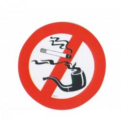 Segnali adesivi Divieto di fumare