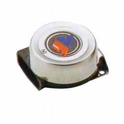 Tromba elettrica in acciaio inox e nylon, 12 V.