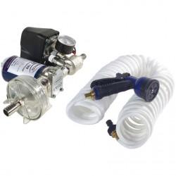 DP3 Kit completi di elettropompa automatica auto-adescante per lavaggio ponte