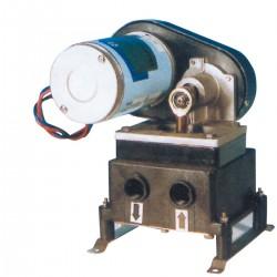 Pompa di sentina a membrana BG108 trasmissione a cinghia - Ancor