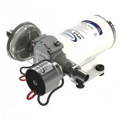 Pompa autoclave a ingranaggi elicoidali in PTFE - Up6/E