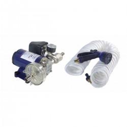 Kit completo di elettropompa automatica auto-adescante con ingranaggi in PTFE - DP9