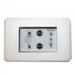 Pannello di comando con pulsanti touch screen