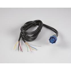 Lowrance - Cavo di alimentazione standard per HDS ed opzionale per Elite Ti ed Hook