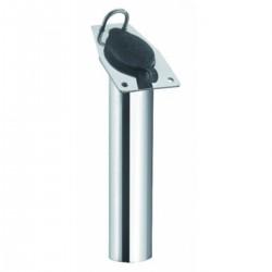 Portacanna in acciaio inox AISI 316 ad incasso