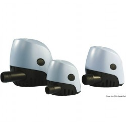 Pompa di sentina in ABS Orca - Whale