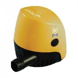Pompa di sentina automatica Orca con sensore di livello elettronico integrato - Auto 1300 GPH