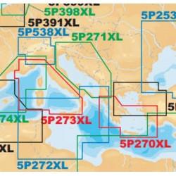 Cartografia Navionics Platinum+ 5P271XL Alto Adriatico