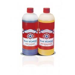 Teak Wonder Combo Pack - Detergente + Sbiancante