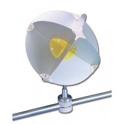 Attacco a pulpito/corrimano per riflettore radar Navystar