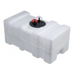Serbatoio acqua in plastica per doccia/sanitari